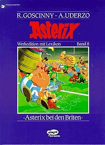 9783770413270: Asterix Werkedition 08. Asterix bei den Briten.