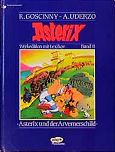 9783770413300: Asterix Werkedition 11. Asterix und der Arvernerschild.