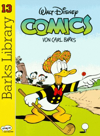 Barks Library 13 Cover