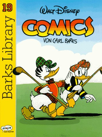 Barks Library 19 Cover