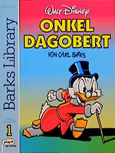 9783770419517: Barks Library Special, Onkel Dagobert (Bd. 1)