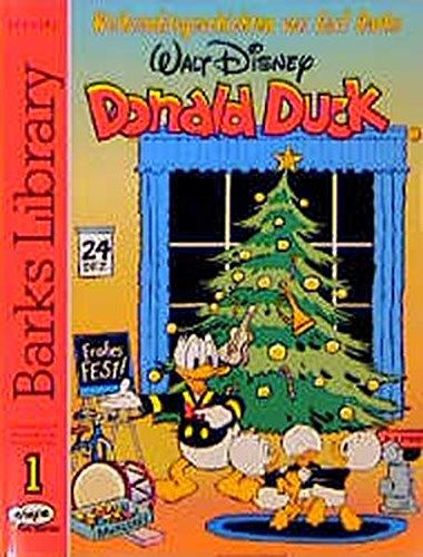 9783770419524: Ehapa Comic Collection 1 Donald Duck: Walt-Disney-Weihnachtsalbum