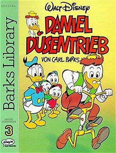 9783770419562: Barks Library Special, Daniel Düsentrieb