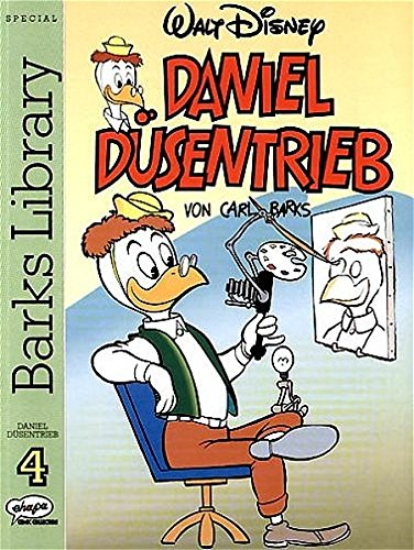 9783770419579: Barks Library Special, Daniel Düsentrieb