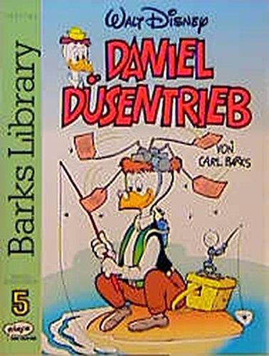 9783770419586: Barks Library Special, Daniel Düsentrieb