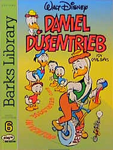 9783770419593: Barks Library Special, Daniel Düsentrieb