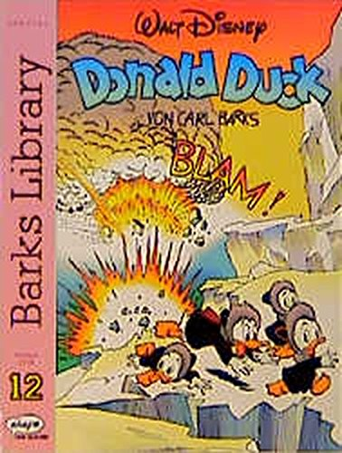 Barks Library Special : Donald Duck / 12.
