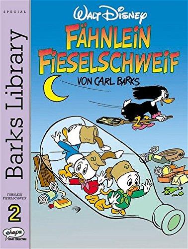 9783770420421: Barks Library Special.Fähnlein Fieselschweif 2