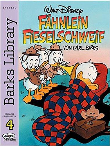 9783770420445: Barks Library Special.Fähnlein Fieselschweif 4