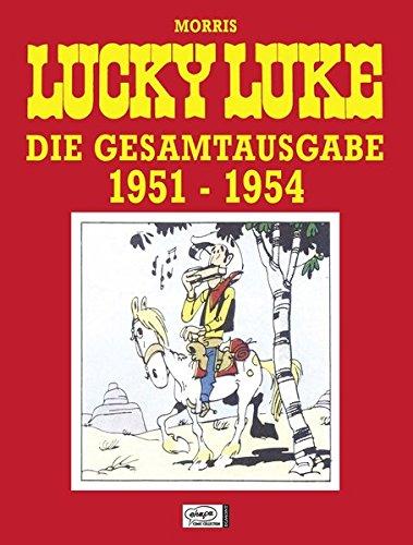 9783770421428: Lucky Luke Gesamtausgabe 10. 1951 - 1954