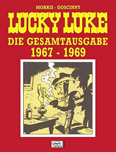 9783770421435: Lucky Luke Gesamtausgabe 11. 1967 - 1969