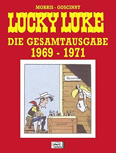 9783770421442: Lucky Luke Gesamtausgabe 12. 1969 - 1971: Jesse James/Western Circus/Der Apachen-Canyon