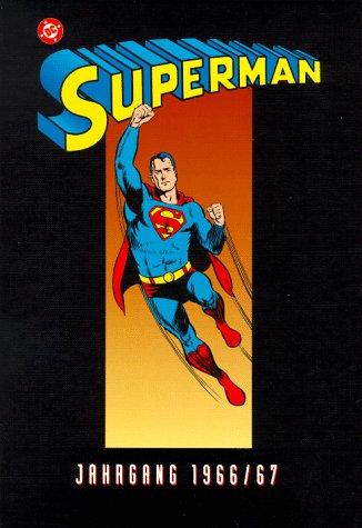 9783770422807: Superman Reprint Kassette 1. Jahrgänge 1966 und 1967: 14 Hefte.