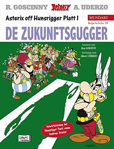 9783770423316: Asterix Mundart 59. Der Seher. Hunsrücker Platt