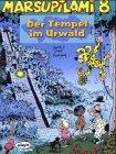 Marsupilami Bd. 8. Der Tempel im Urwald.: Yann Batem und