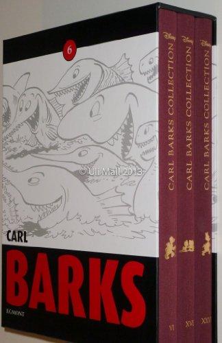 9783770428366: Disney: Carl Barks Collection Band 06: Band 6, 16, 26