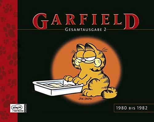 Garfield Gesamtausgabe 02: 1980 - 1982 (9783770430482) by Jim Davis
