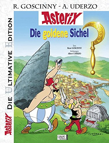 9783770430741: Asterix - Die ultimative Asterix Edition Band 2: Die Goldene Sichel