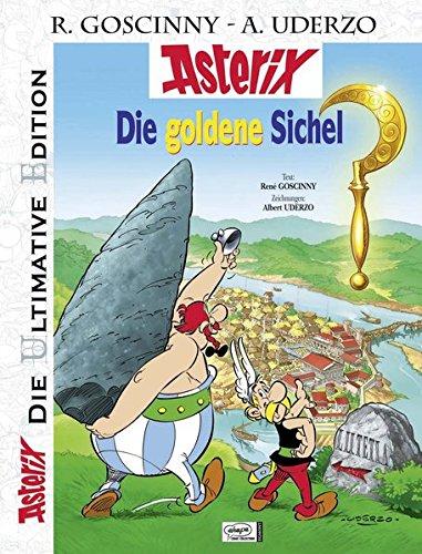 9783770430741: Asterix: Die ultimative Asterix Edition 02. Die Goldene Sichel