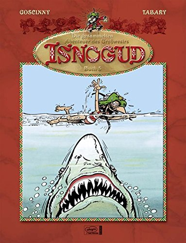 9783770431854: Die gesammelten Abenteuer des Großwesirs Isnogud Buch 5