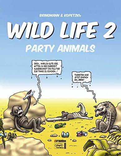 9783770432523: Wild Life: Party Animals