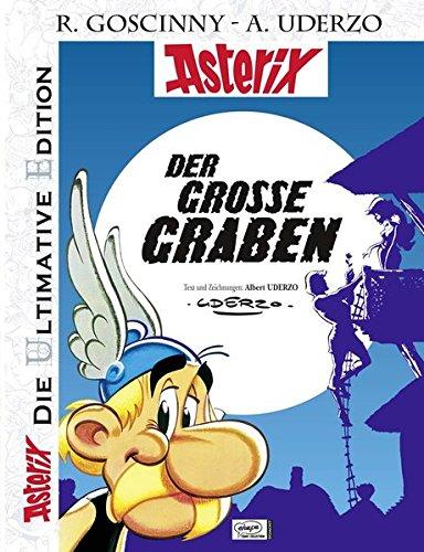 9783770432950: Die ultimative Asterix Edition 25. Der große Graben
