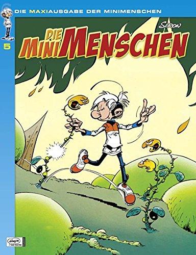 9783770433124: Die Minimenschen Maxiausgabe 05