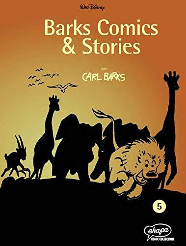 9783770433414: Barks Comics and Stories 05