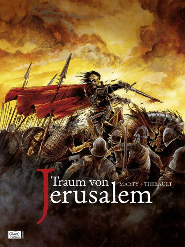 9783770434107: Traum von Jerusalem