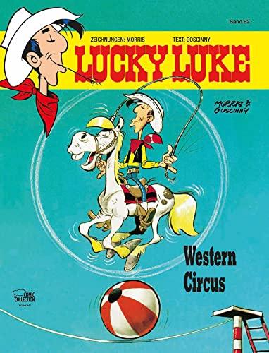 9783770434596: Lucky Luke 62 - Western Circus