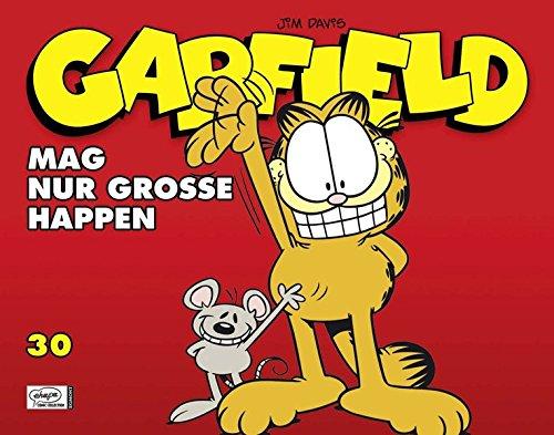 9783770434855: Garfield SC 30: Mag nur große Happen