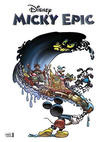 9783770434893: Disney: Micky Epic