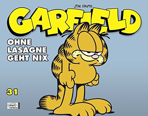 Garfield SC 31 (377043529X) by Jim Davis