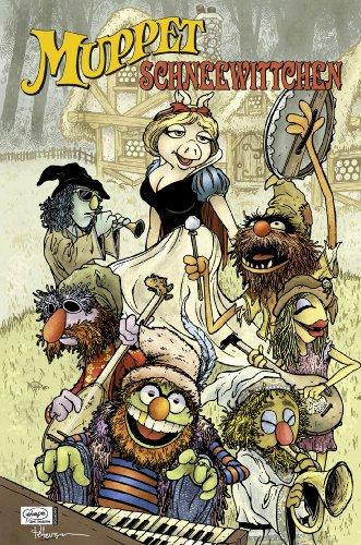 9783770435630: Disney: Die Muppet Show Spezial 03: Muppet Schneewittchen