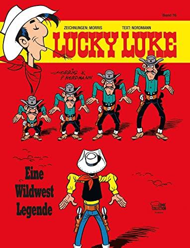 Lucky Luke (Bd.76). Eine Wildwest-Legende: Morris,Patrick Nordmann