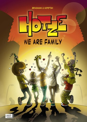 9783770435975: Hotze 03: We are family