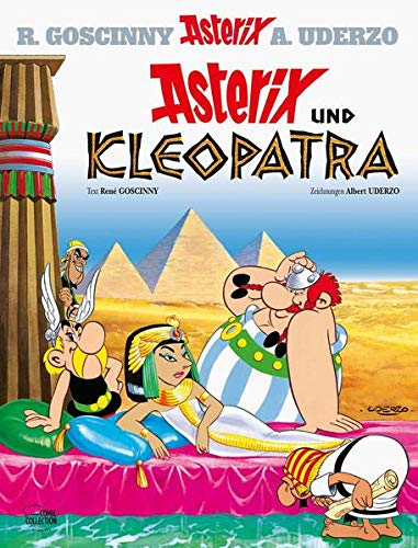 Asterix 02: Asterix und Kleopatra (German Edition): Albert Uderzo Renà Goscinny