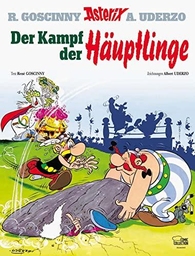 9783770436040: Goscinny, R: Asterix 04: Der Kampf der Häuptlinge