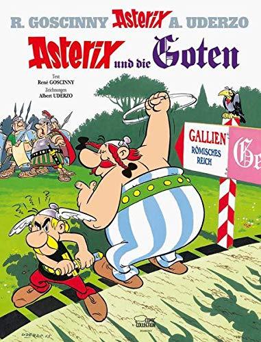 9783770436071: Asterix in German: Asterix Und Die Goten