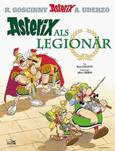 9783770436101: Asterix 10: Asterix als Legionär (German Edition)