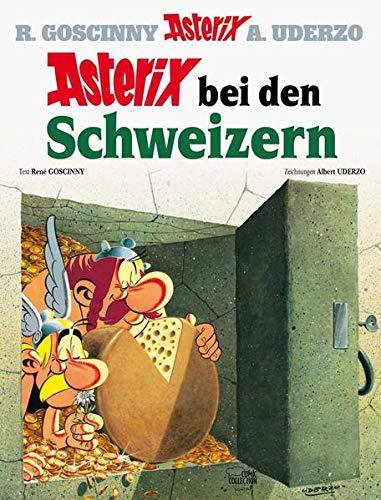 9783770436163: Asterix in German: Bei Den Schweizern