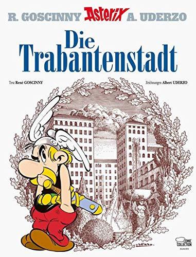 9783770436170: Asterix 17: Die Trabantenstadt (mit Filmcover)