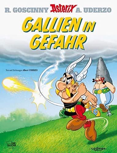 9783770436330: Asterix 33: Gallien in Gefahr