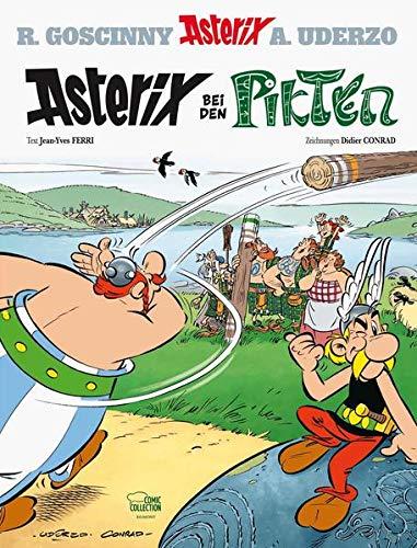 9783770436354: Asterix 35: Asterix bei den Pikten (German Edition)