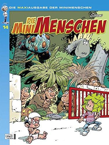 9783770436798: Die Minimenschen Maxiausgabe 14
