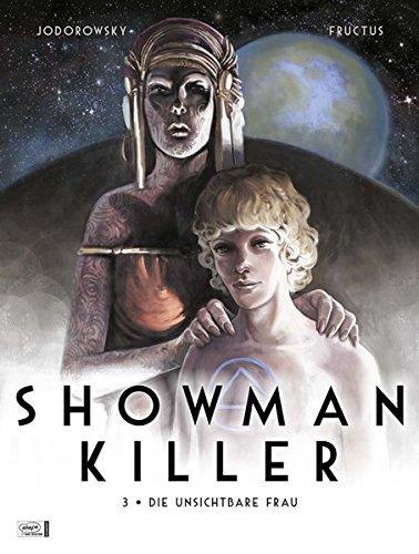 9783770436828: Showman Killer 03: Die unsichtbare Frau
