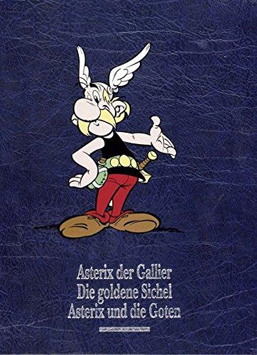 9783770437139: Asterix Gesamtausgabe 01: Asterix der Gallier. Die Goldene Sichel. Asterix und die Goten