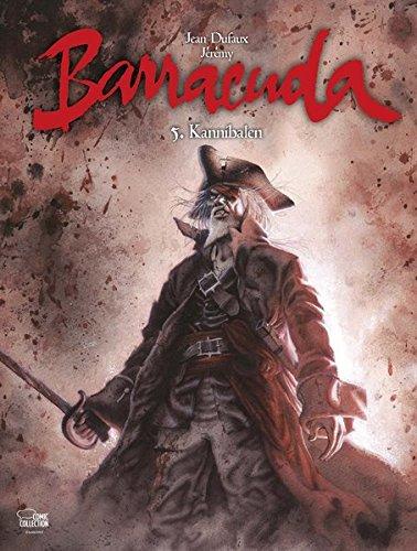 9783770438631: Barracuda 05: Kannibale