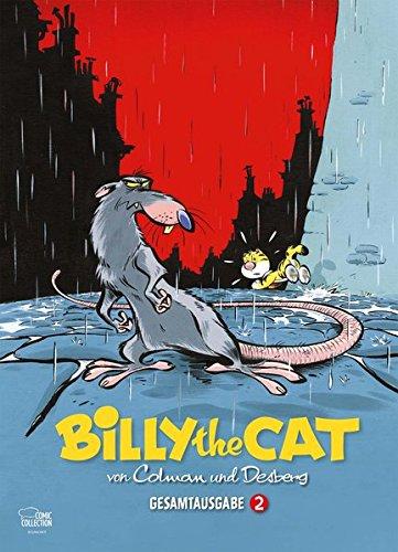 9783770438662: Billy the Cat Gesamtausgabe 02