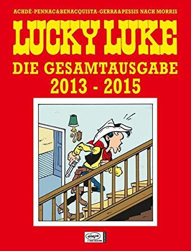9783770438839: Lucky Luke Gesamtausgabe 2013-2015: 2013 bis 2015